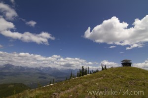 Huckleberry Lookout