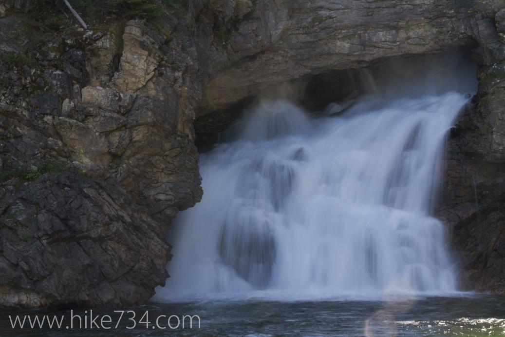 Trick Falls or Pitamakan Falls