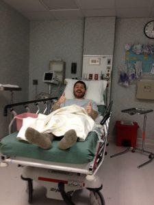 Kidney Stoned in the ER