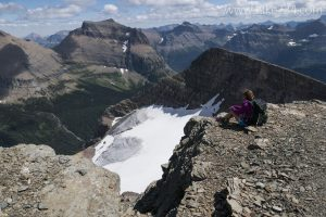 Piegan Glacier