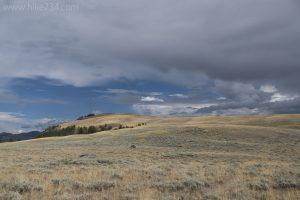 Yellowstone River Picnic Area and Specimen Ridge with Agate