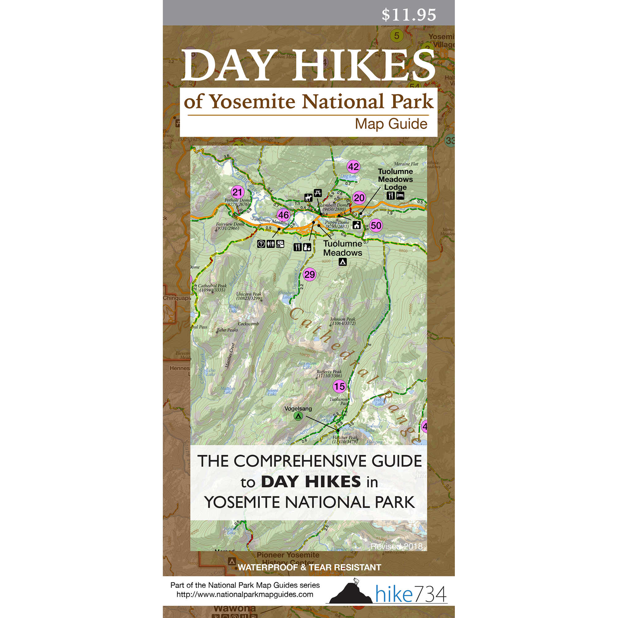 Day Hikes of Yosemite National Park Map Guide on gold rush country map, yosemite meadows, mariposa grove map, yosemite screenshots, death valley map, yosemite weather, las vegas map, yosemite waterfalls, yosemite wildlife, yosemite fire, california map, yosemite wallpaper, yosemite animals, yosemite lost brother, lake tahoe map, yosemite valley, yosemite camping, yellowstone map, grand canyon map,