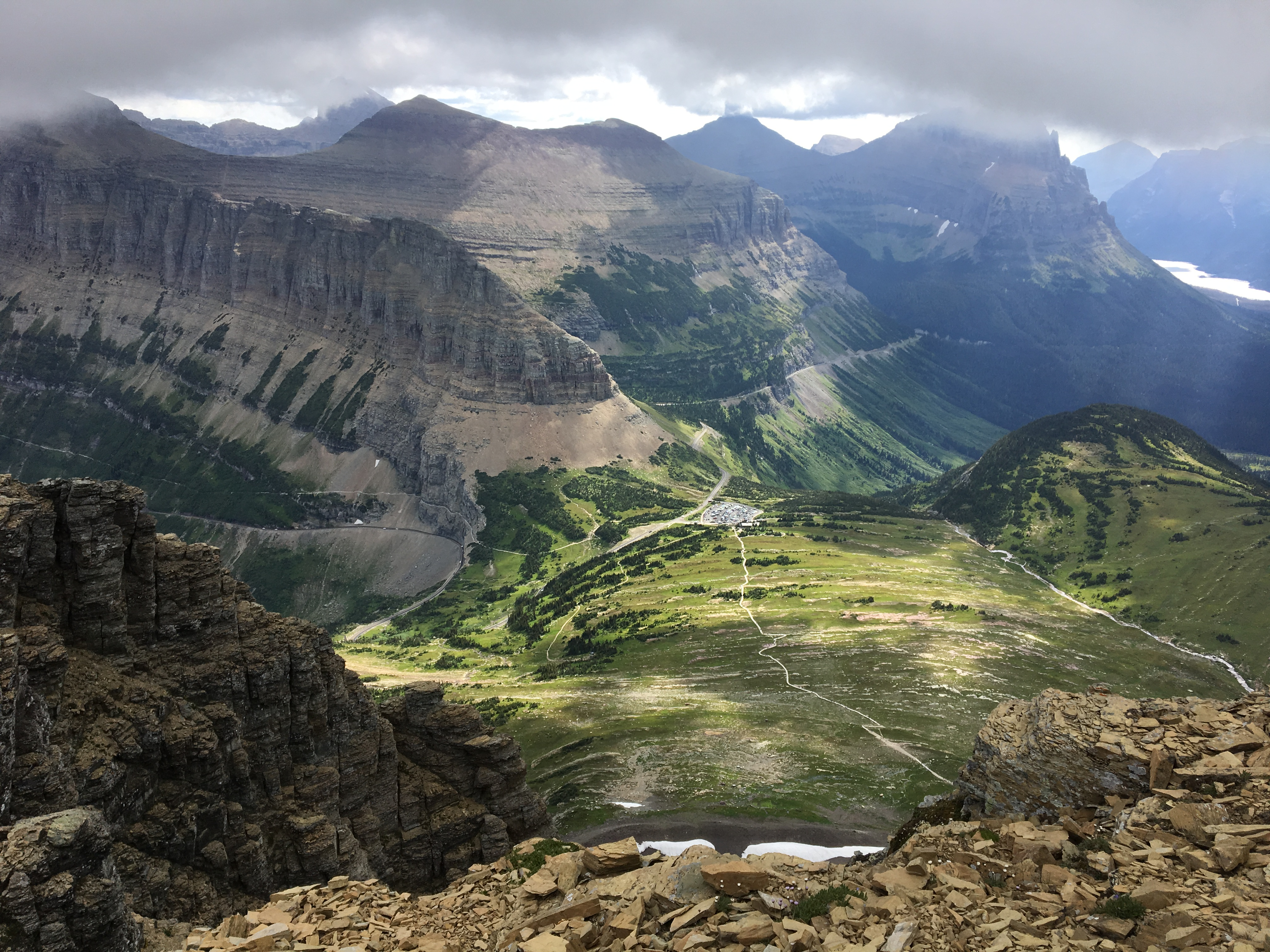 Hike 734 - blogs on every trail in Glacier National Park